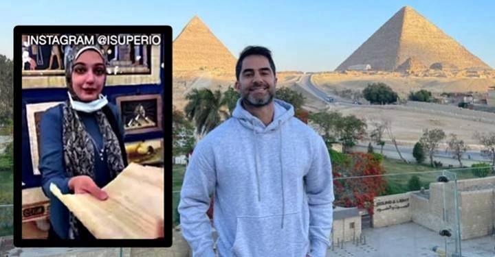 [Vídeo] Médico bolsonarista é preso no Egito por assédio, noticiou o Al Jazeera