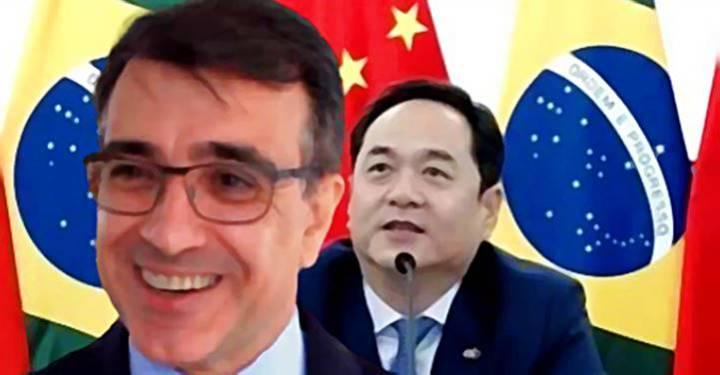 Após MS omitir China como origem do IFA enviado ao Brasil, Itamaraty agradece e agrada embaixador