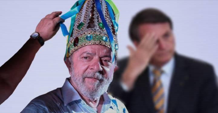 Lula, além de líder nas pesquisas, também supera Bolsonaro em popularidade digital