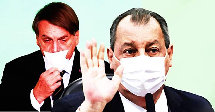"""De acordo com a Veja, Aziz disse: """"O governo não se aguenta, sexta-feira ele cai"""""""