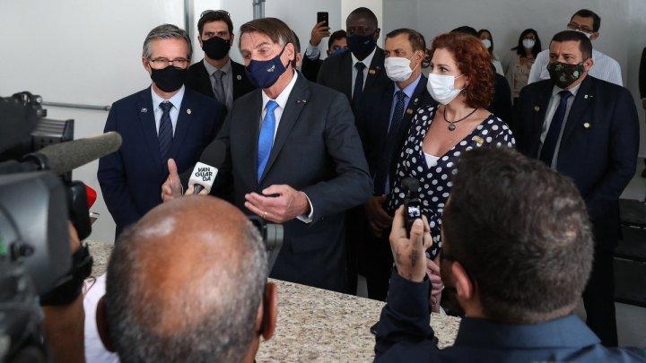 """""""Renuncie, Presidente!"""": ABI manda """"aviso"""" ao """"perturbado, amalucado, tresloucado"""" Bolsonaro"""