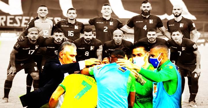 Primeira adversária do Brasil, Venezuela tem 5 jogadores e outros 5 da delegação com Covid