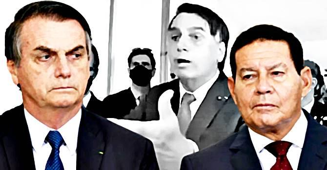 Bolsonaro será traído e deposto por militares. E isso explica nervosismo, sugere jornalista