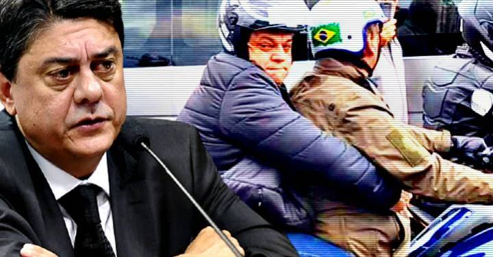 """""""Bolsonaro está por um áudio"""", diz Wadih Damous"""