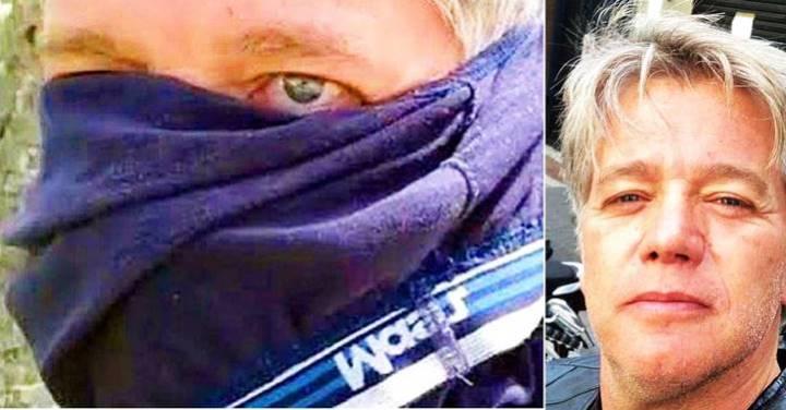 Ator bolsonarista que debochou do vírus trocando máscara por cueca está internado com Covid