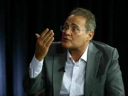 """""""Temos um louco na Presidência"""", diz Renan sobre possibilidade da CPI investigar Bolsonaro"""