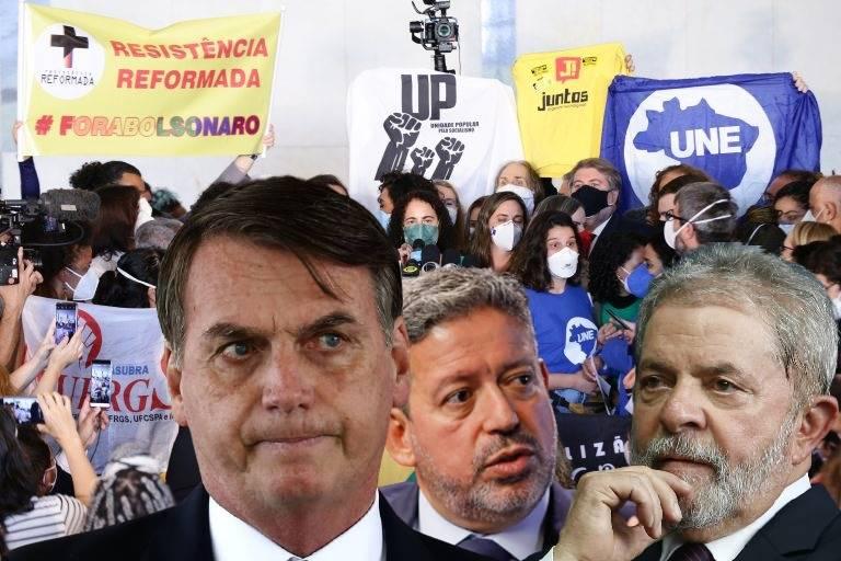 Lula parabeniza oposição por unificar mais de 120 pedidos de impeachment pra pressionar Lira