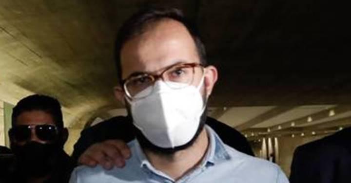 Luis Ricardo pode mudar de nome após ingressar em programa de proteção a testemunhas da PF
