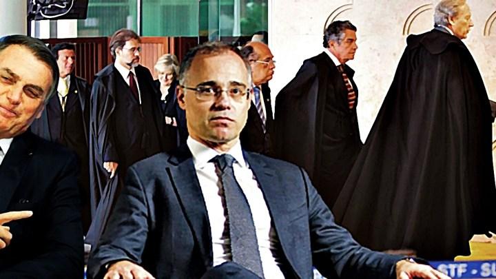O plano de senadores para 'barrar' André Mendonça, escolhido de Bolsonaro,  no STF