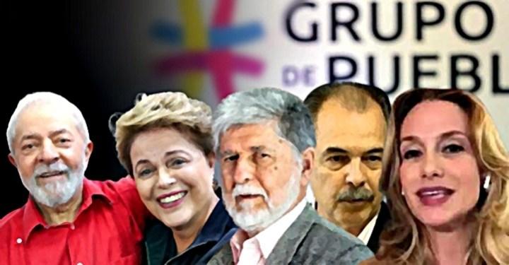 Lula e Dilma estão entre os signatários do Grupo de Puebla que reiteram seu apoio ao povo cubano