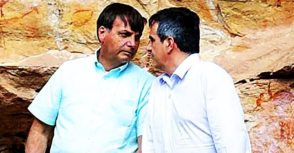 """Bolsonaro assina """"recibo de estelionato eleitoral"""" com Ciro Nogueira na Casa Civil, diz colunista"""