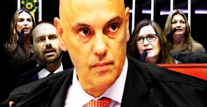 Moraes inicia investigação de quadrilha digital após arquivar inquérito dos atos antidemocráticos