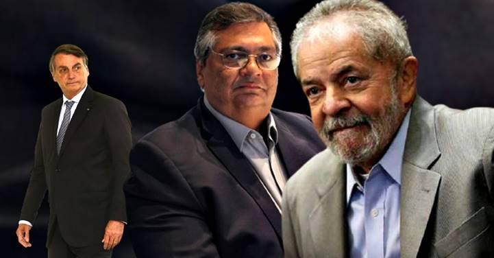 """2022 terá violência """"preparada"""" por Bolsonaro e Lula corre risco de atentado, diz Flávio Dino"""