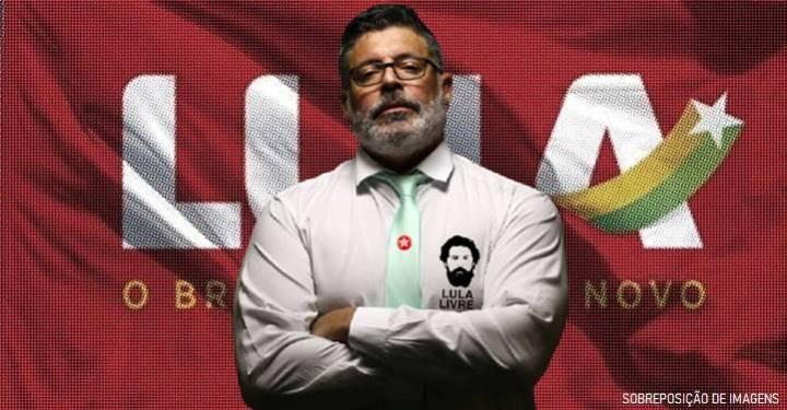 """Frota é Lula 2022: """"A gente amadurece"""", diz ao assinar superpedido de impeachment de Bolsonaro"""