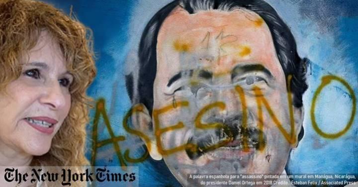 Daniel Ortega e o esmagamento do sonho da Nicarágua – por Gioconda Belli
