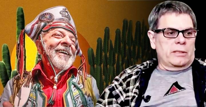 """O bolsonarista Roger é """"inútil há mais de 30 anos"""" e um """"ultraje sem rigor"""", afirma site do Lula"""
