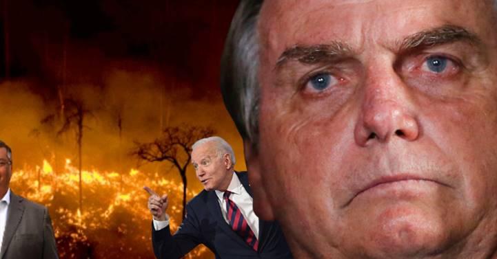 Com fracasso de Bolsonaro, governo Biden quer falar de meio ambiente direto com governadores
