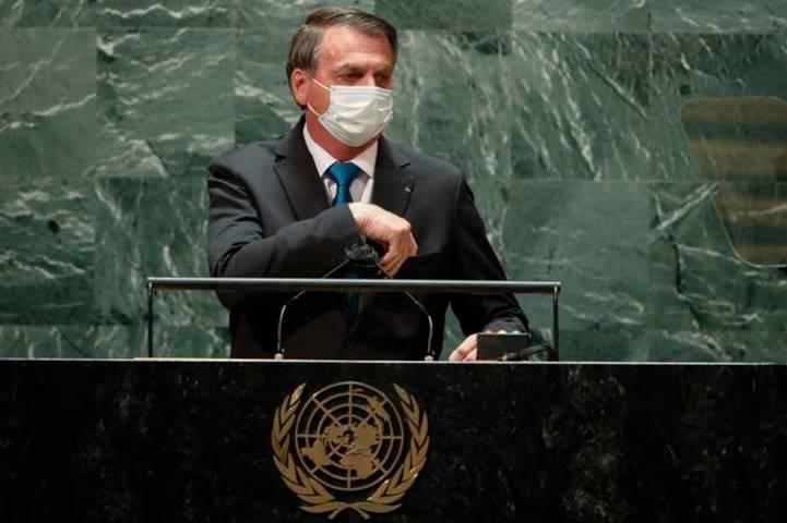 As cinco mentiras e seis distorções do discurso de Bolsonaro na ONU