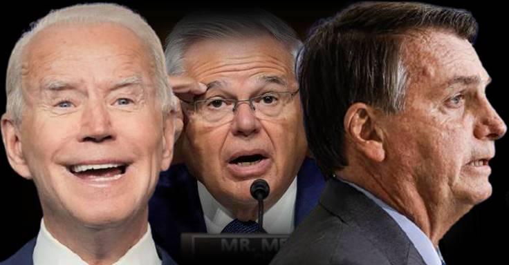 """Senadores dos EUA pedem a Biden """"sérias consequências"""" contra Bolsonaro em caso de golpe"""