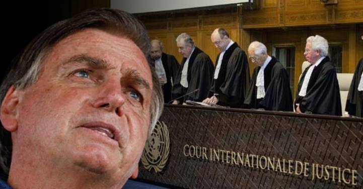 Bolsonaro é denunciado por ONG austríaca ao Tribunal Penal Internacional de Haia