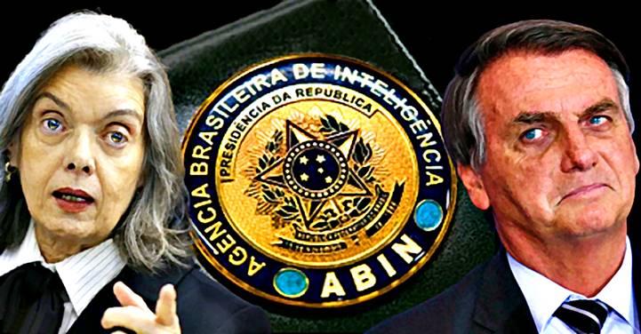 Carmen Lúcia manda recado a Bolsonaro em decisão sobre poderes da Abin: 'Arapongagem é crime'