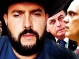 """PF cumpre mandado de prisão de Zé Trovão, determinado por Moraes, e Bolsonaro vai ao """"desespero"""", diz Freixo"""