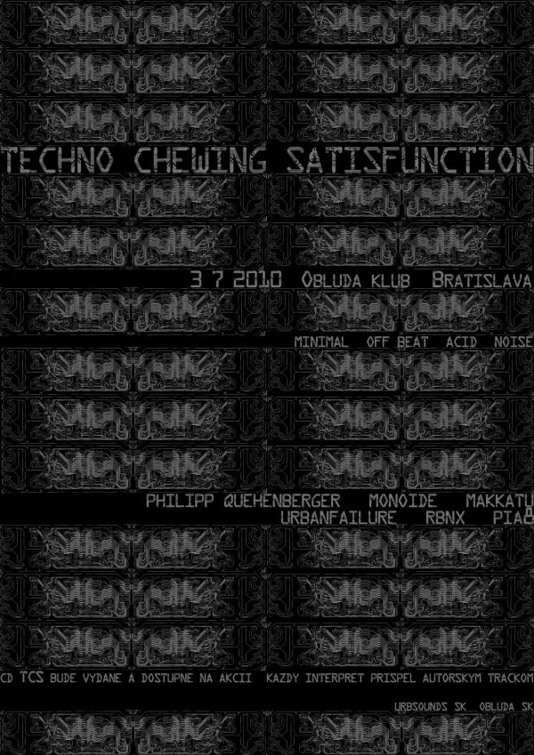 techno chewing satisfunction