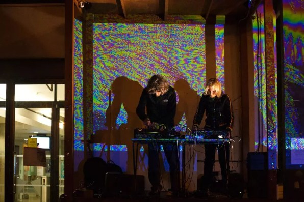 Jamka at New-X-ing Noise on Noise 2012