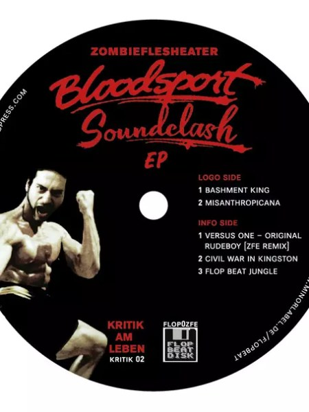 Zombieflesheater – Bloodsport Soundclash EP