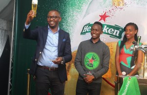Heineken draft beer Kenya