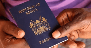 Apply Kenyan Passport