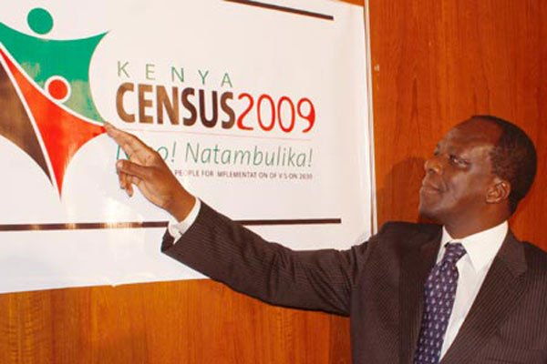 Gusii community in National Census