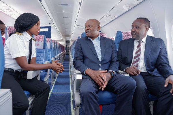 Jambojet approval to fly to Kigali