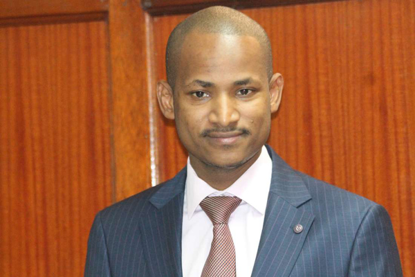 Embakasi East MP Babu Owino