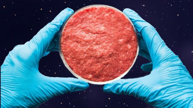 Meat made in space coming to supermarkets