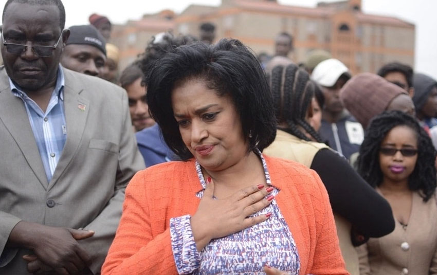 Esther Passaris, Nairobi Women Rep