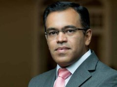 Sateesh Kamath -CFO Safaricom