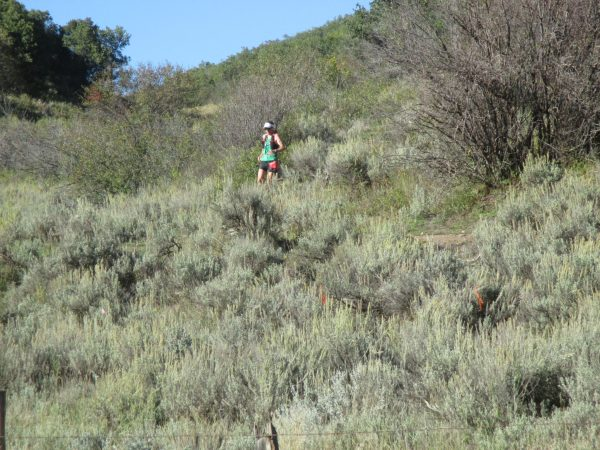 Coming into Cow Creek feeling strong