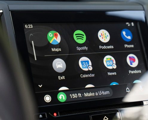 Android Auto App