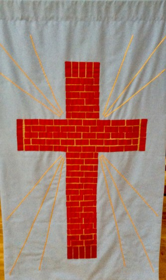 our brick cross