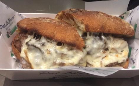 Pat LaFrieda's Black Angus Steak Sandwich