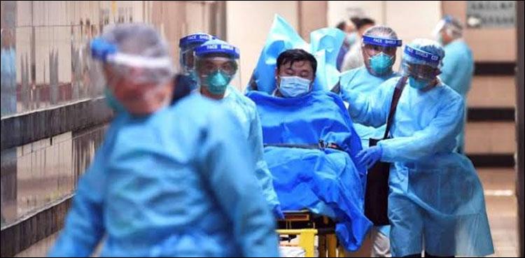 چین میں کرونا وائرس سے ہلاک افراد کی تعداد 41 ہوگئی، حکام