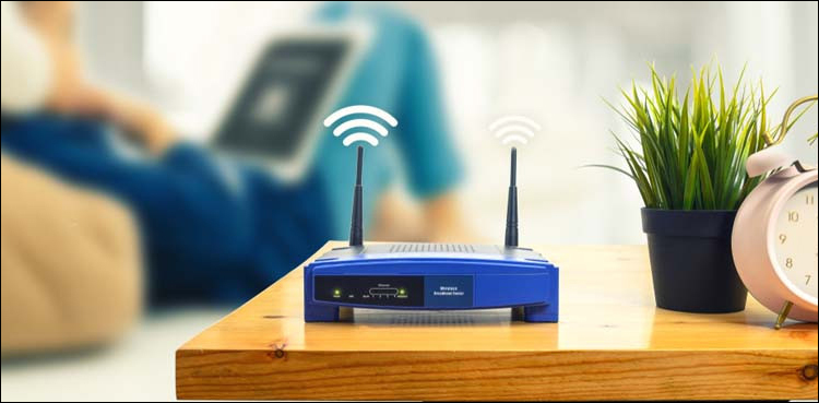 گھروں میں لگے وائی فائی کی رفتار تیز کرنے کے طریقے