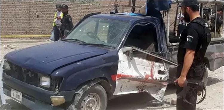 ڈی آئی خان میں پولیس موبائل پر حملے کا مقدمہ درج