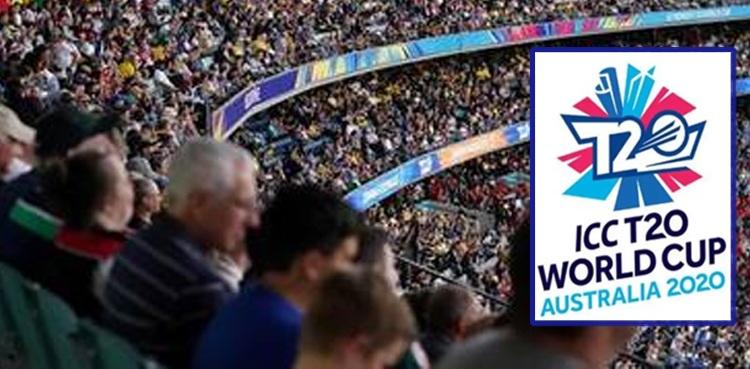 ''ٹی 20 ورلڈ کپ ملتوی ہونے کا قوی امکان''