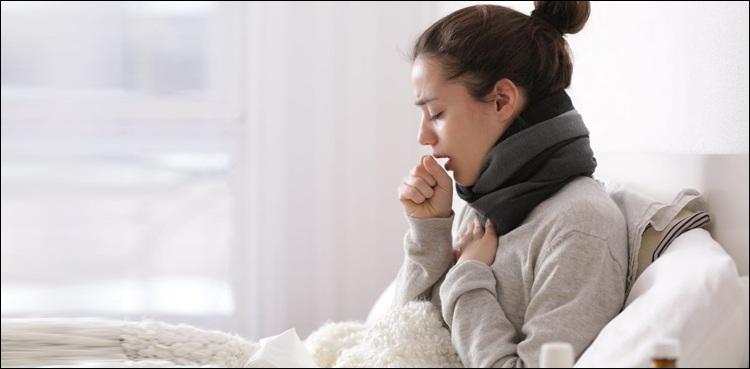 کھانسی بخار