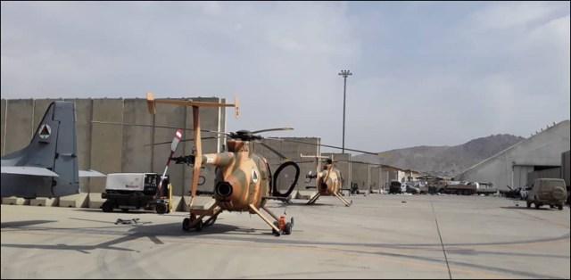 کابل ایئرپورٹ چھوڑتے ہوئے امریکی فوج کی عجیب و غریب حرکت 2