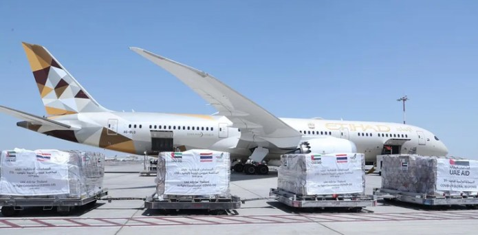 UAE delivers thousands of tonnes of aid to Afghanistan | IG News