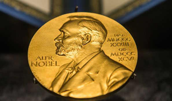 سوئیڈن میں نوبل ایوارڈ کی آن لائن تقریبات