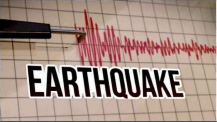 لداخ کے ضلع لیہہ میں 3.7 شدت کا زلزلہ، کسی نقصان کی اطلاع نہیں
